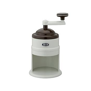 Toffy  コンパクトかき氷器  ASH WHITE K-IS7-AW