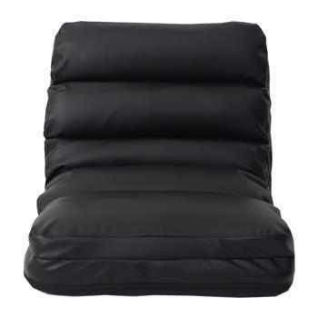 段々座椅子 ネレット   BK