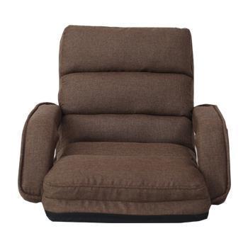 肘付座椅子 ダフネ   BR