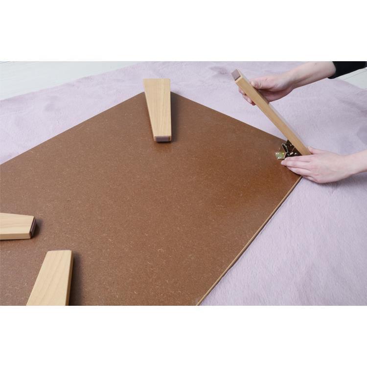 折れ脚テーブル ウルラ  90×60  NA