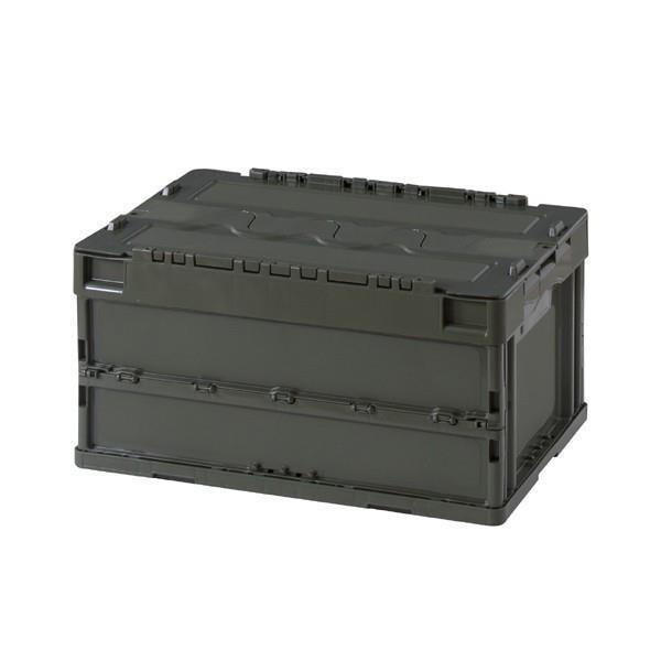 CF-S41NR  フォールディングコンテナー グリーン