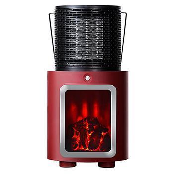 PR-WA010   人感センサー付暖炉ヒーター   RD