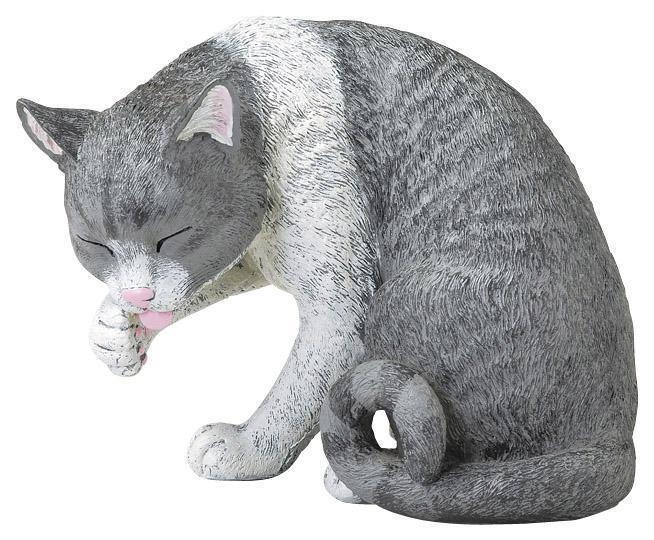 セトクラフト オーナメント 猫(お手入れ) 200 GY