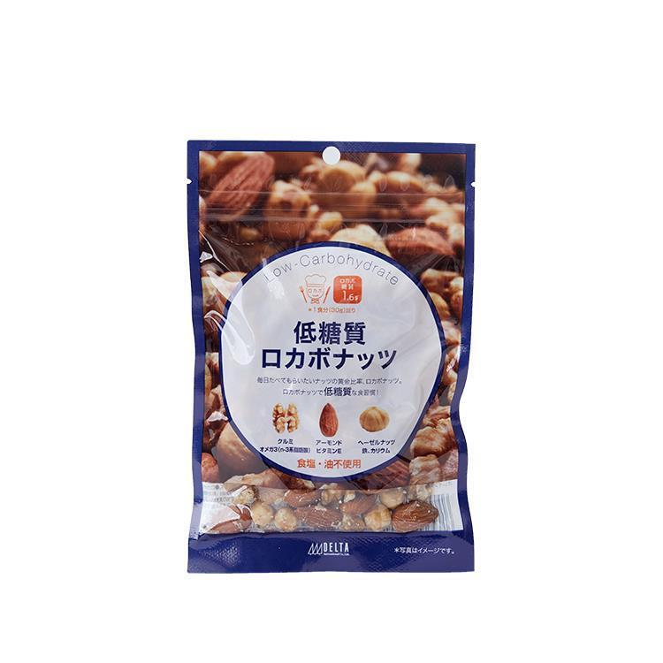 低糖質 ロカボナッツ  85g