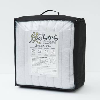 炭素繊維スリーパー 敷きパッド シングル