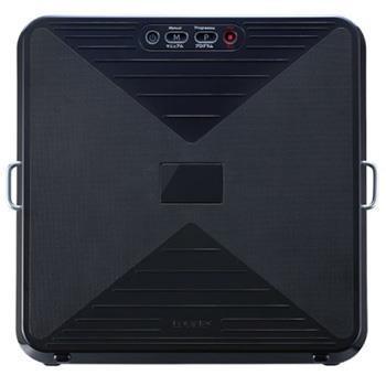 【欠品中】AX-HXL300 ルルド シェイプアップボード BK MT