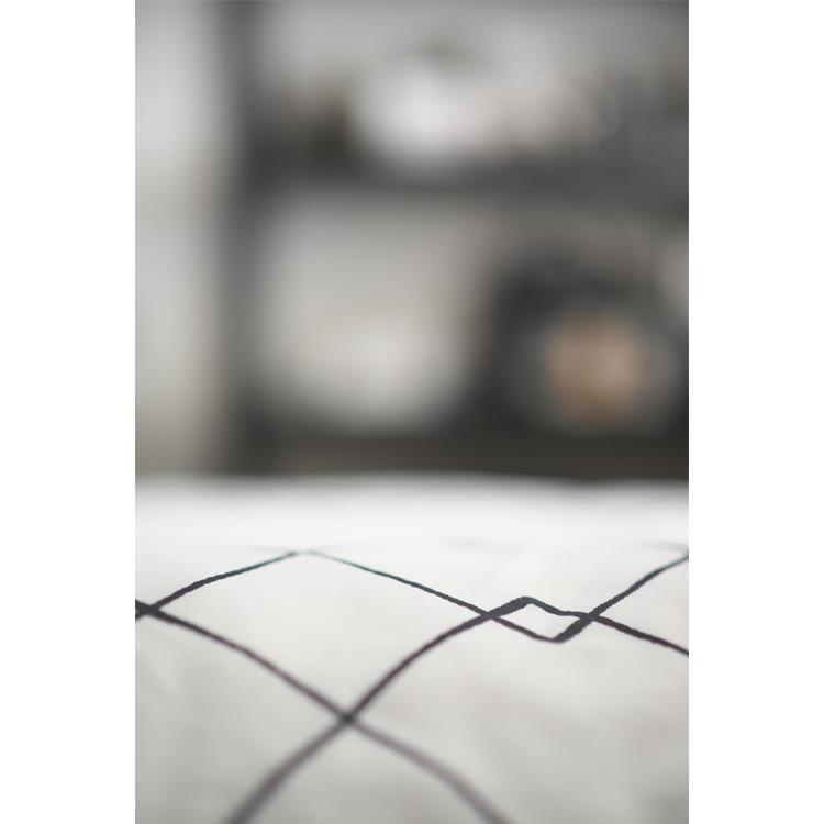 アナキース 掛布団カバー A‐1 BK ダブル