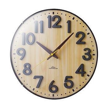 W-720 BK-Z アナログ電波壁掛け時計