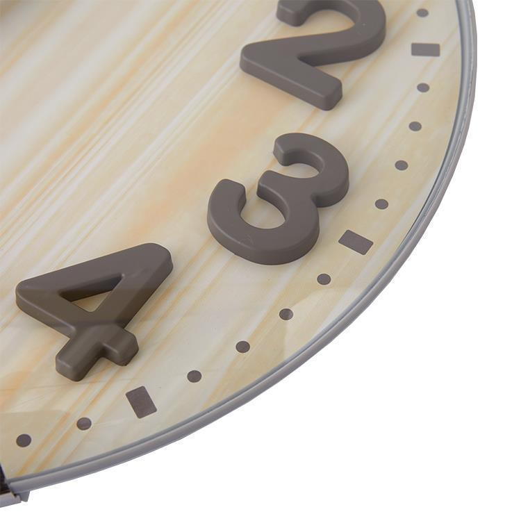 W-720 GY-Z アナログ電波壁掛け時計
