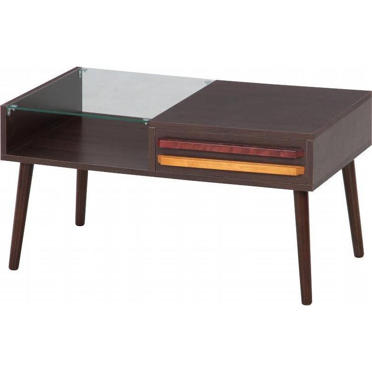 10035 リビングテーブル オスロ DBR