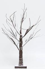 LEDスノーツリー BR 60cm 18195