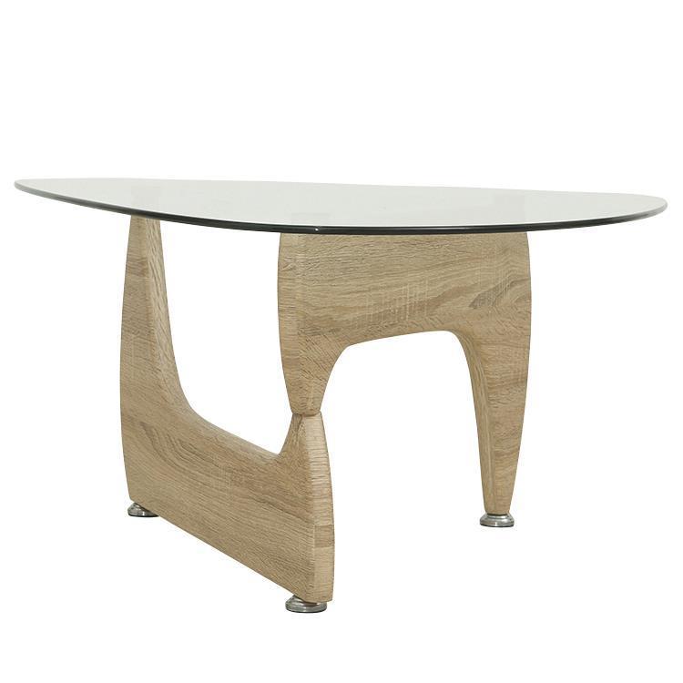 ルーク(ホワイトオーク)100センターテーブル