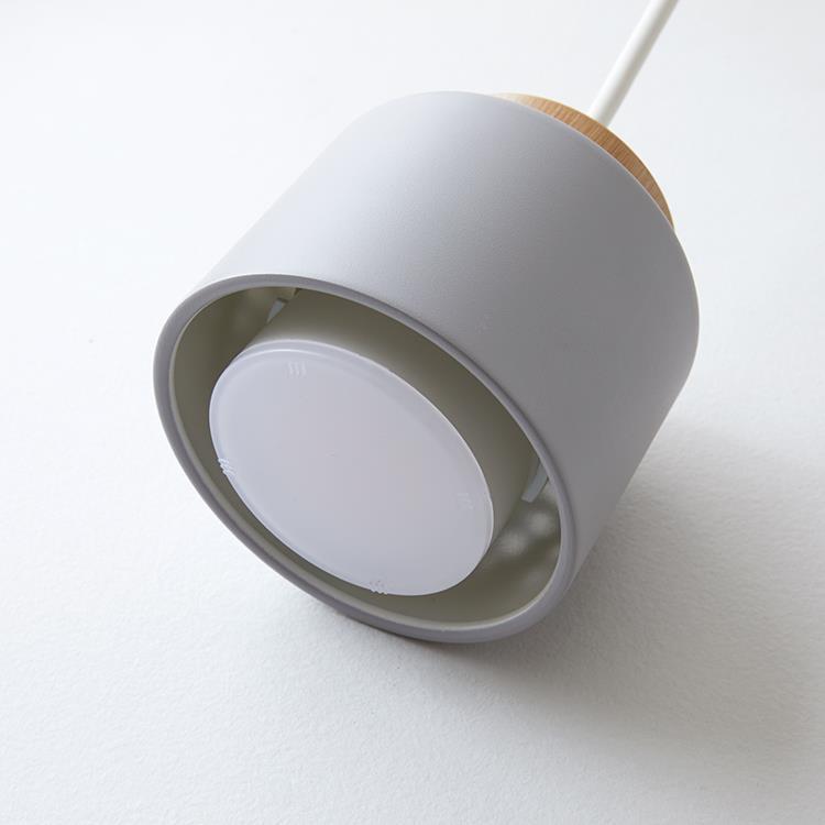DXL-81406 LED3灯ペンダント GY 4.5帖用