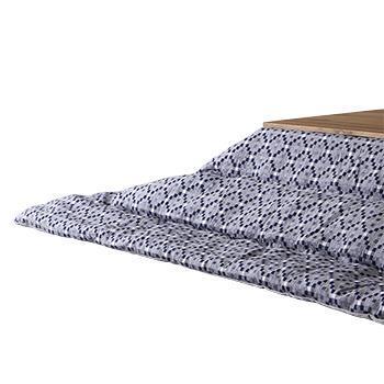 こたつ掛布団 ミッケリ 正方形 200cm×200cm NV