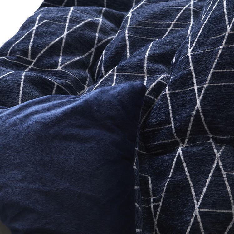 こたつ掛布団 ラハティ 正方形 200cm×200cm NV