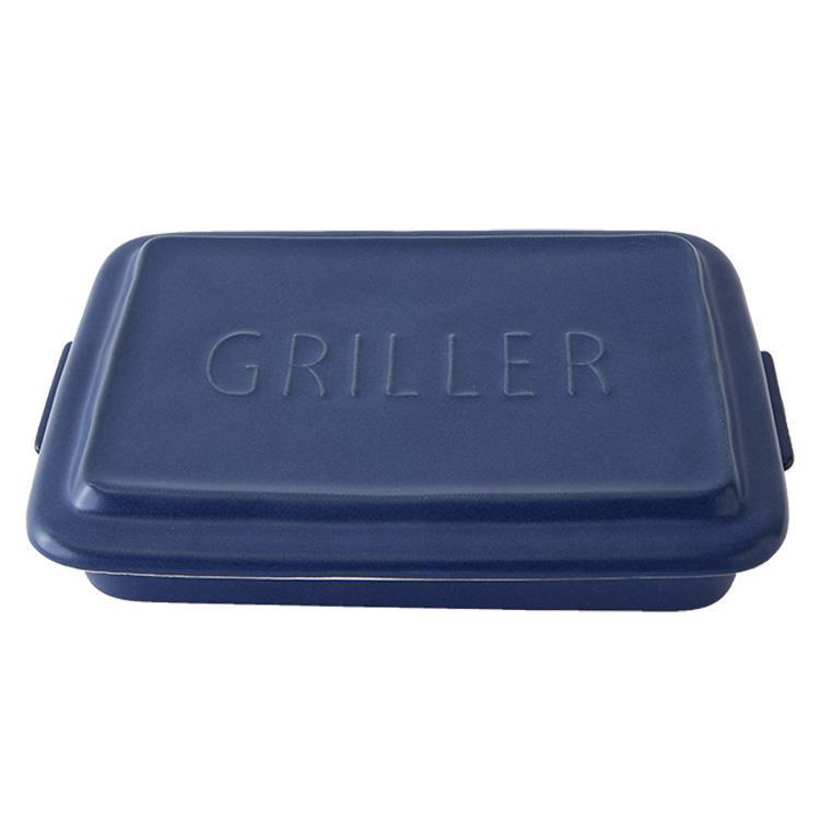 陶器調理皿 グリラー  NV