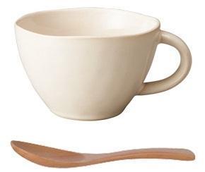 (23)23075  ほっくり スープカップ 77 WH