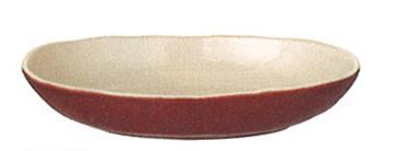 (23)34336  ほっくり カレー皿 0 RD