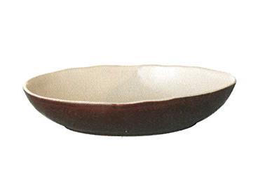 (23)16474  ほっくり カレー皿 0 BR
