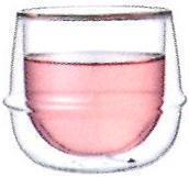(23)23108  KRONOS ダブルウォール ワイングラス 80