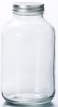 M-6581  便利な保存びん 1800ml
