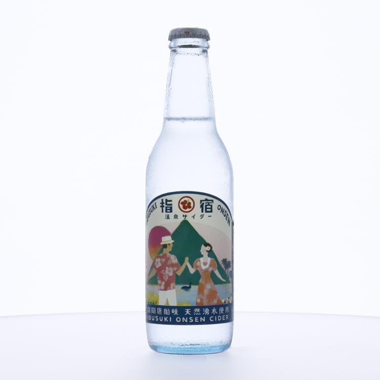 指宿温泉サイダー 330ml