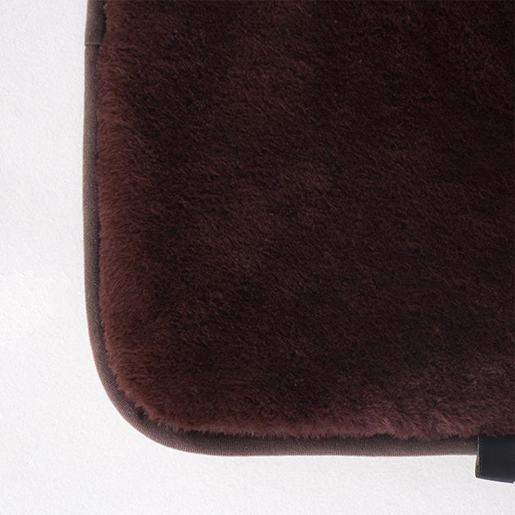 こたつ敷布団 ラビットファー+3℃ 長方形 190cm×290cm BR