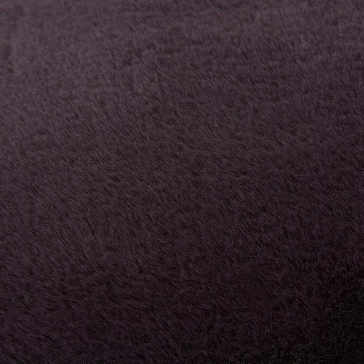 TH-221  ラビットファー+3.8℃背当クッション BR 45×45