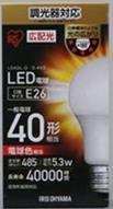 LDA5L-G/D-4V2 LED電球 調光40W 広配光 電球色