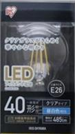 LDA4N-G-FC LED電球 40W相当 非調光 昼白色