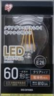 LDA6L-G-FC LED電球 60W相当 非調光 電球色