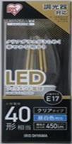 LDC4NG-E17/DFC LED電球 40W相当 調光器対応 昼白色