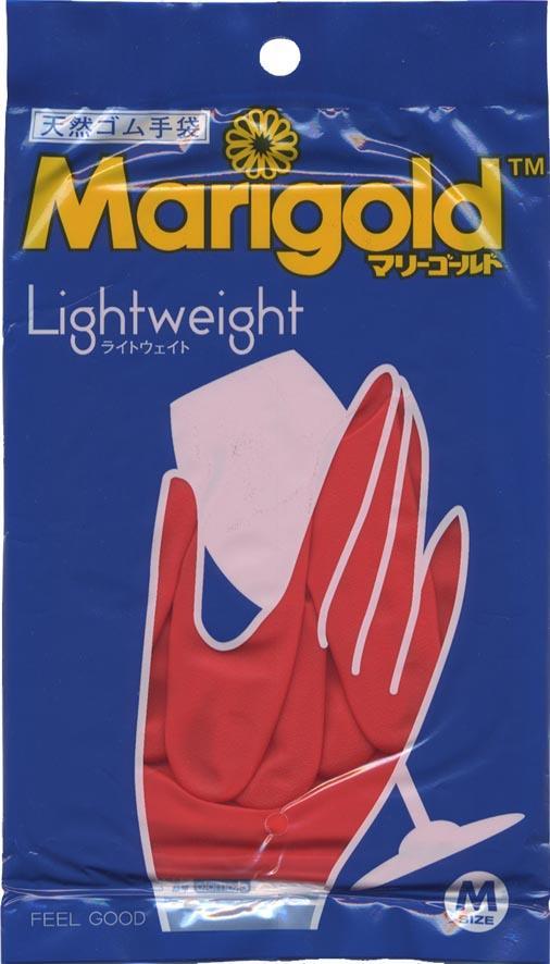 マリーゴールド ゴム手袋 M