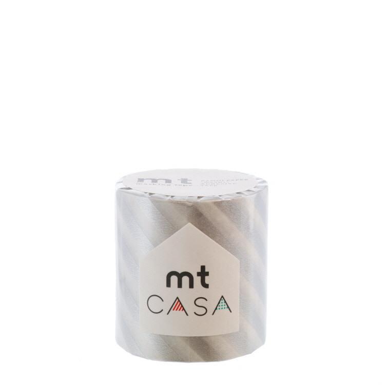 MTCA5106  ストライプ・銀