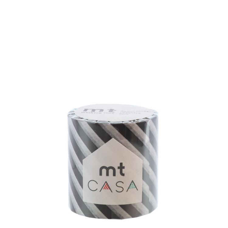 MTCA5107  ストライプ・ブラック