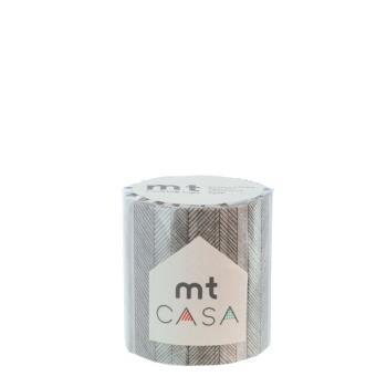 MTCA5118  手書きボーダー・モノクロ