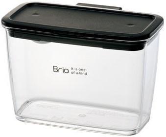 ブリオ キッチンポット 360ml BK