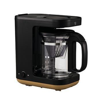 STAN.コーヒーメーカー  ブラック ECXA30-BA