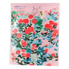(69)09297  空想バスルーム入浴剤あした花咲く薔薇園で 150