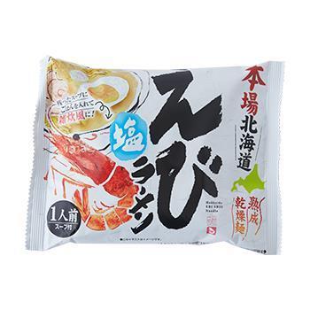 本場北海道 えび塩ラーメン 111.5g