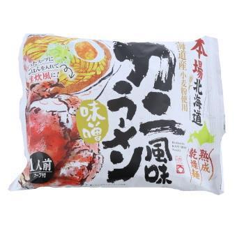 本場北海道 カニ風味味噌ラーメン 101g