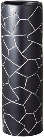 N8081  陶器傘立て シャイン 小 BK