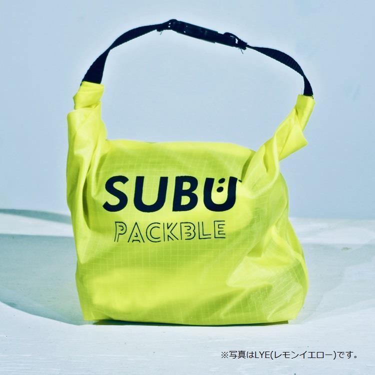 【WEB限定】SP-101 SUBU packble 25.0-26.0 FSV