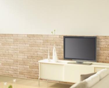 WAP-509 BE  アクセント壁紙 腰壁シート BE 92cmX250cm