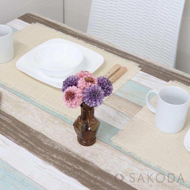 貼るテーブルデコ スクラップウッド 90cm×150cm GN