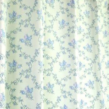 538181 センティア ドレープカーテン 100cm×135cm 2枚入り BL