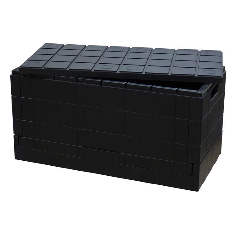 グリットコンテナー 収納BOX BK