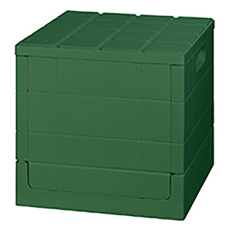 グリットコンテナー キューブ 収納BOX GR