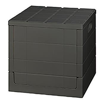 グリットコンテナー キューブ 収納BOX BK