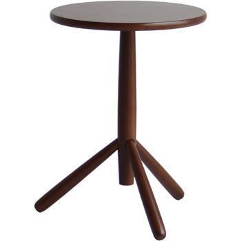 キノコ サイドテーブル  ILT-2988BR  BR